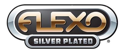 flexo Silver Plated logo