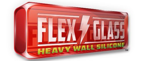 HW Silicone Flex Glass Logo